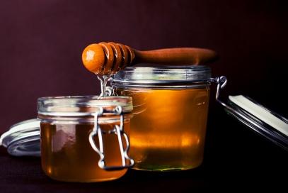 Delicious, decadent, Honey