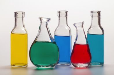 still-life-bottles-color-colored-water
